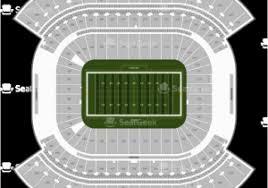 Tennessee Titans Stadium Map Nissan Stadium Seating Chart