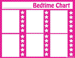 Bedtime Chart Printable Mi Legasi Bilingual Bedtime Routine Flashcards And Reward Chart Printable Download Pink