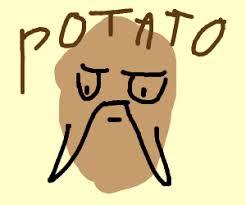 potato face troll. Simple Potato Troll Face Potato Intended Potato Face Troll