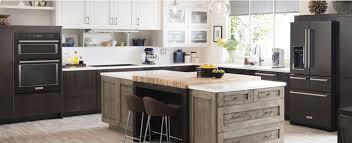 black appliance matte seamless kitchen: bss masthead bss masthead bss masthead