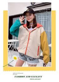 <b>Milinsus Women</b> Fashion Jacket Harajuku Hooded Hamburg ...