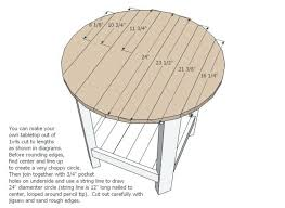 medium size of wooden outdoor dining table plans patio build round architectures pretty top timber garden