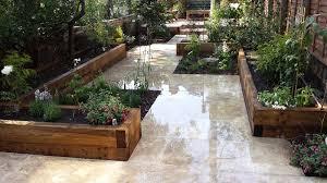 Small Picture Travertine Paving Patio Modern Garden Design Landscaping