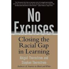 No Excuses - By Stephan Thernstrom & Abigail Thernstrom (Paperback) : Target