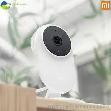Camera giám sát xiaomi mijia IP fullHD 1080P góc 130 độ bảo hành 12 tháng  có đèn hồng ngoại quay đêm HOT