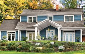 blue exterior paintPainting A Home For Sale  The Right Colors To Sell Your Home