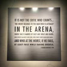 5 Lessons In Failure From A Theodore Roosevelt Quote John T