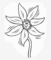 Flowers Coloring Page Free Printable Coloring Pages Flores