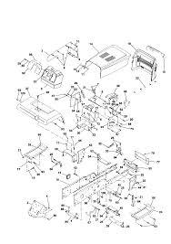 Craftsman tractor parts model 917257740 sears partsdirect