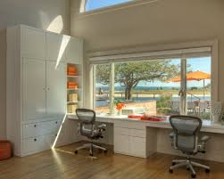 dual desk home office. Pleasurable Dual Desk Home Office Modest Ideas Inspiring 2 Person For And Work Station Great P