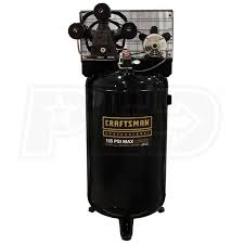 craftsman air compressor 5 gallon. craftsman 16485 4.7-hp 80-gallon high flow single-stage air compressor 230v 1-phase 5 gallon d