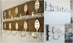 Coat Rack Cool 100 Cool DIY Coat Rack Ideas from Repurposed Materials 47