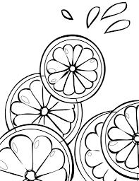 Fruits coloring pages contain many exotic examples, like bananas, pineapple. Fruit Coloring Pages Coloring Rocks
