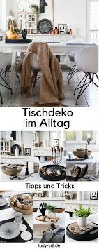 Der Neue Tischdekoration Im Alltag Diy Platzdeckchen