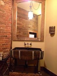 wine barrel bathtub elegant wine barrel sink repurposed