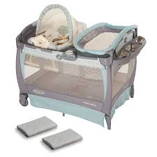 graco bedroom bassinet. graco pack n play playard bassinet changer with cuddle cover rocking seat \u0026 sheets bedroom