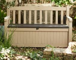 7 ideas for outdoor storage furniture