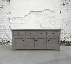 Sideboard Media Console Reclaimed Wood Buffet by VintageMillWerks ...