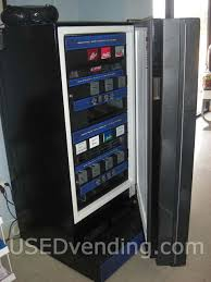 Used Snack Vending Machine Impressive Planet Antares Refreshment Centers Vending Machines Combos