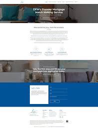 Best Financial Services Website Design Dallas Fort Worths Web Design Experts Get Noticed
