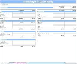 Budget Calculator Template