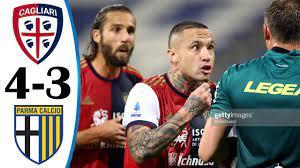 Cagliari vs Parma 4-3 All Goals & Highlights 17/04/2021 HD - YouTube