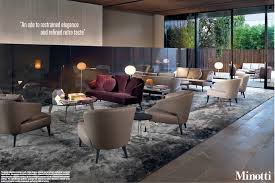 minotti italian furniture. aston a versatile collection from minotti italian furniture 1