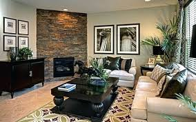 corner fireplace ideas living room