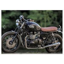 down out motorcycles d o triumph bonneville t100 mod kit