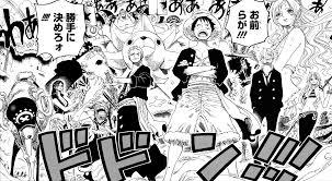 One Piece Anime Size Chart Shirahoshi One Piece Wiki Fandom