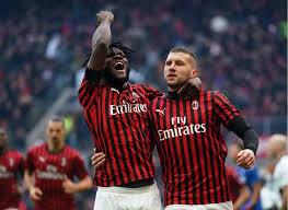 Protagonista Rebic   Milan-Udinese 3-2, Rebic al 93' regala ...