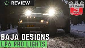 Baja Designs Lp6 Pro Baja Designs Lp6 Pro White Driving Combo Led Light Review