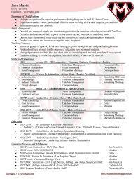 25 Marketing Resume Templates Brucerea Com