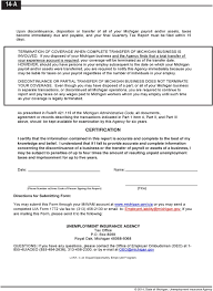 A person or organization that employs people. Employer Handbook State Of Michigan Unemployment Insurance Agency Department Of Licensing And Regulatory Affairs Pdf Free Download