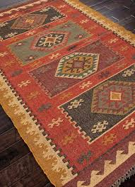 large cabin area rugs rug decor western