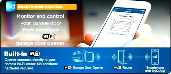 garage door opener chamberlain boost connectivity with google assistant for idea genie wifi convert to conne