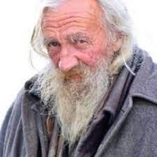 homeless man Michael Byrne
