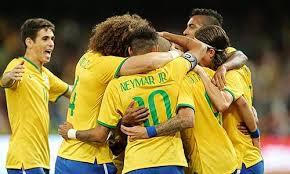 Resultado de imagem para foto da seleção brasileira 2015