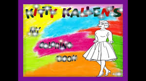 Kitty Kallen My Coloring Book Youtube