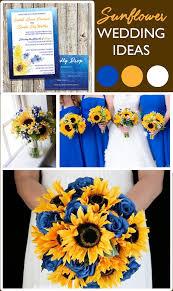 Summer Wedding Invitation - Sunflower Wedding Invitations - Summer Wedding  Invitations - Wedding - Invitations - Printable Invitations