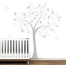 pink wall decals pink and green wall decals elephant nursery decor nursery decals and elephant nursery