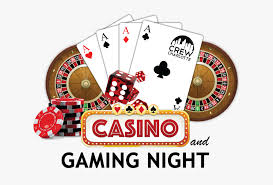 Casino Game Night, HD Png Download , Transparent Png Image - PNGitem