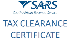 Image result for tax clearance certificate