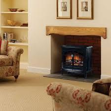 contemporary floor standing electric fire dimplex 2 0 k w stockbridge stove coal log remote control heater