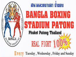 Bangla Boxing Stadium Patong 2019 All You Need To Know