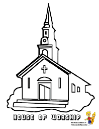 Small Picture Church Coloring Pages chuckbuttcom