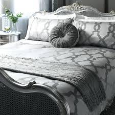 full size of jacquard quatrefoil duvet cover set glimmer silver grey dkny willow duvet cover grey