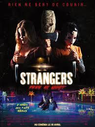 Los Extraños: Cacería Nocturna (2018) subtitulada