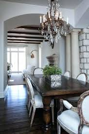 dining table with grey chairs dark wood dining table with gray french dining chairs round glass