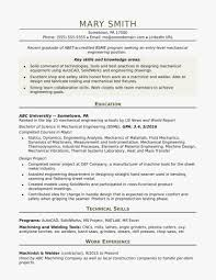 23 Important Life Lessons Mechanical Design Engineer Resume